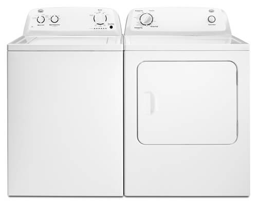 Roper<sup>®</sup> Washer & Dryer Pair
